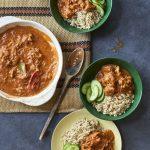 Ghanaian Chicken and Peanut Stew