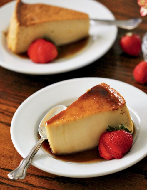 Mexican Flan Recipe from Mexican Home Kitchen
