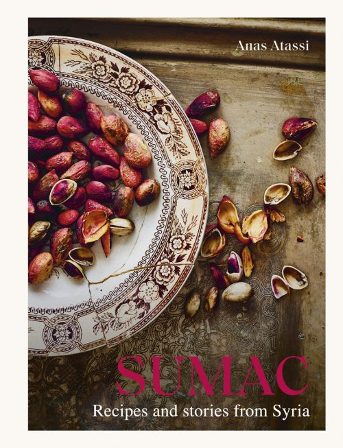 Sumac by Anas Atassi (book cover)