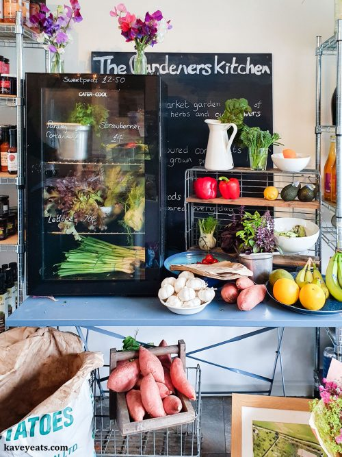 Inside The Gardeners Kitchen Llanellen