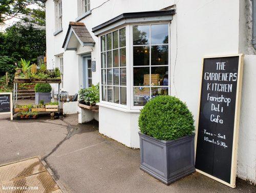The Gardeners Kitchen Llanellen