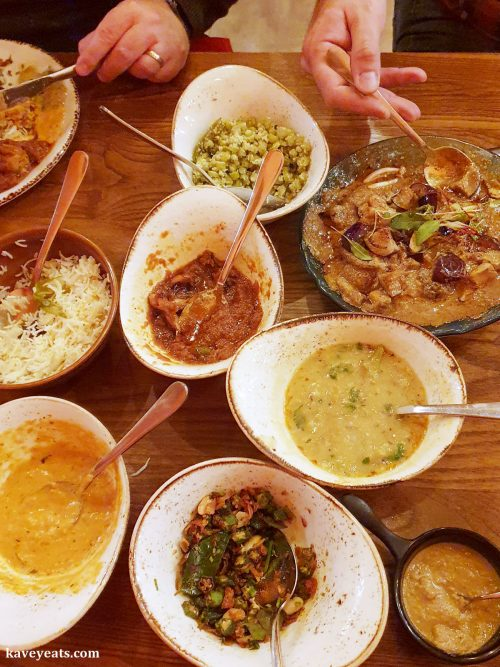 Clays Hyderabadi Restaurant in Reading