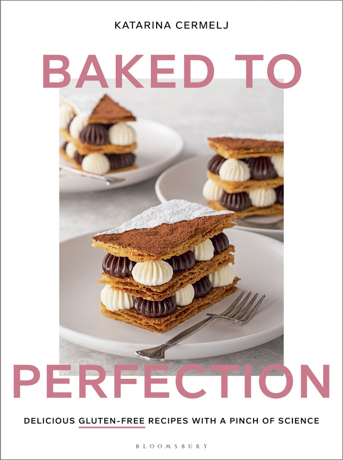 Baked to Perfection by Katarina Cermelj