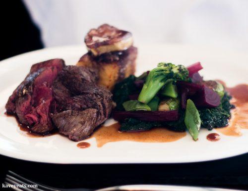 Fillet of Beef Rossini
