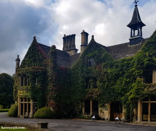 Manor House Hotel in Castle Combe, Wiltshire