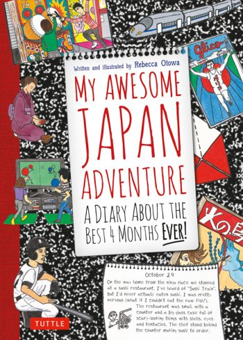 My Awesome Japan Adventure