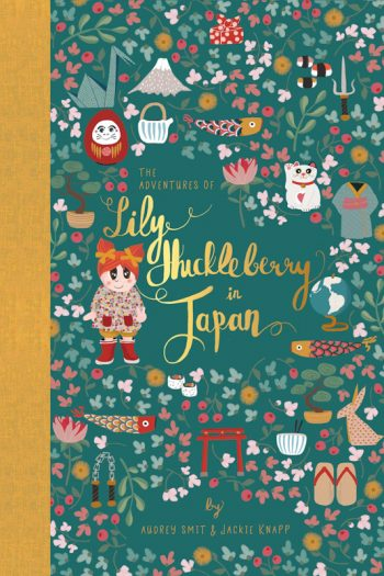 The Adventures of Lily Huckleberry in Japan