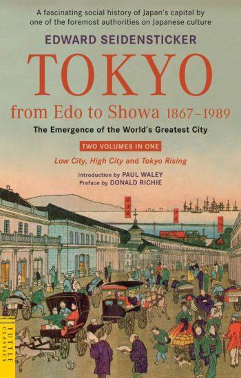 Tokyo from Edo to Showa